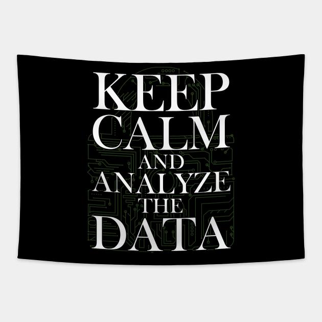Programming Decipher Programmer Computer Technician Encoder Gift Keep Calm And Analyze The Data