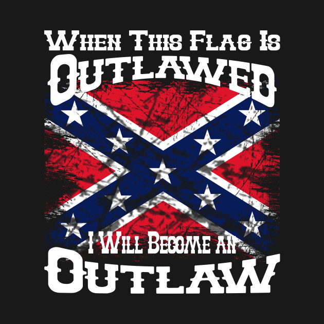 Rebel Flag T Shirt Design