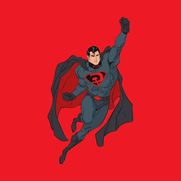 Super Powers Red Son