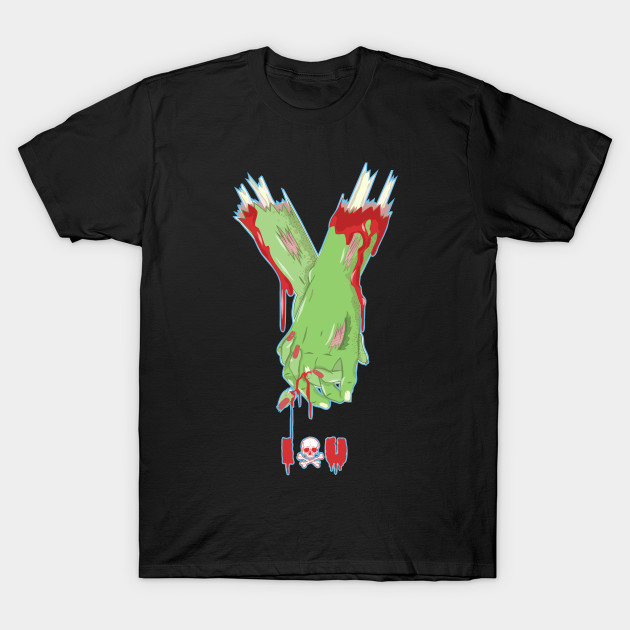 af7b8ce169 Zombie Couples - Halloween Valentine's Day Love - Zombie Couple - T ...