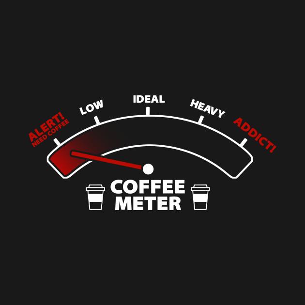 Coffee Meter T-Shirt