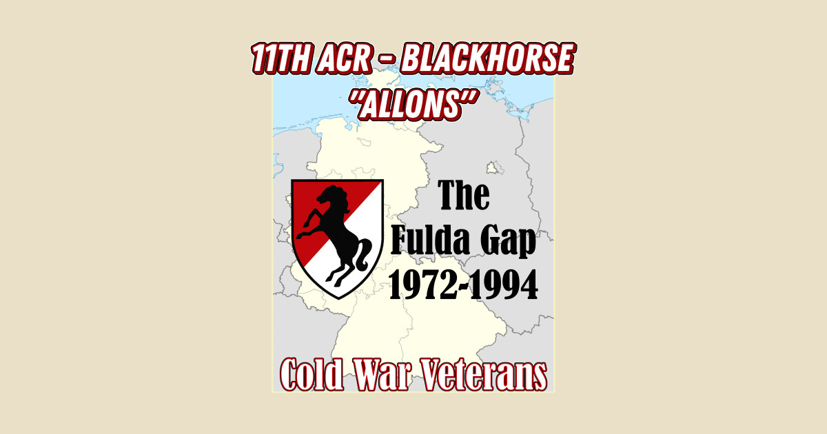 Military Tank For Sale >> 11th Armored Cavalry Regiment - Army Fulda Gap vets T ...