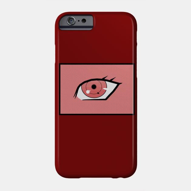 coque iphone 7 sharingan