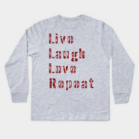 Family Quotes Kids Long Sleeve T Shirts Teepublic