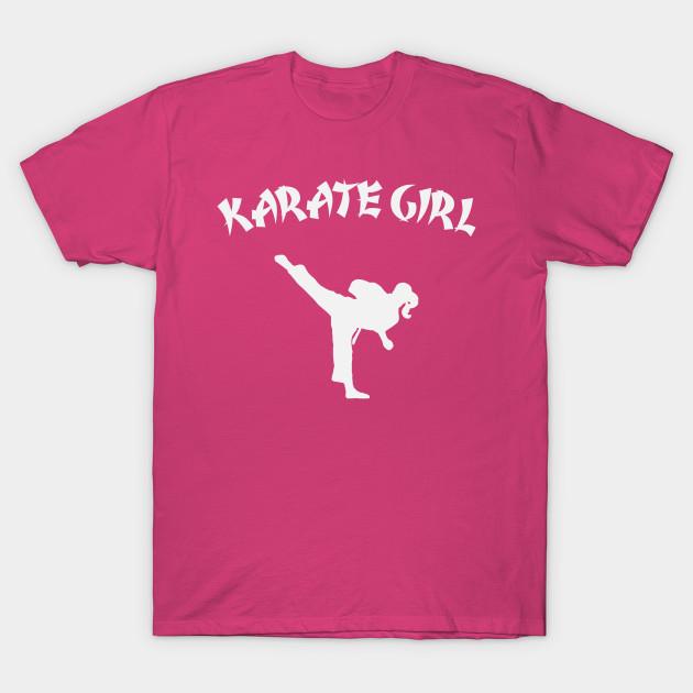 Beautiful Karate Girl - Karate Training Karate Mom Kung Fu Martial Arts Jiu  MD76