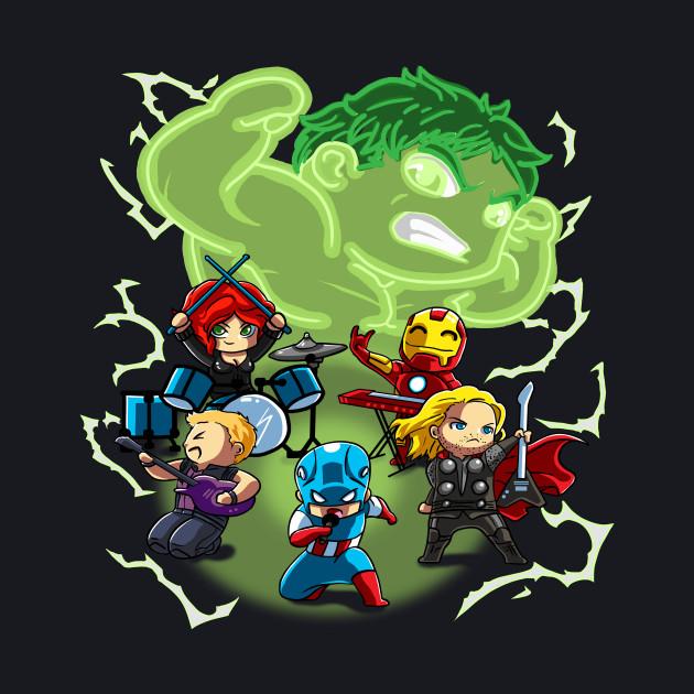 HEROES VS THE WORLD
