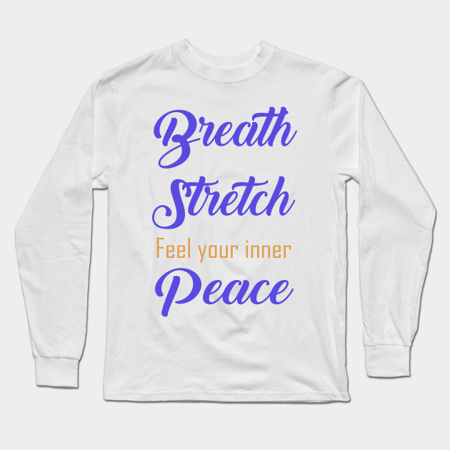 Breath Stretch Yoga Lover