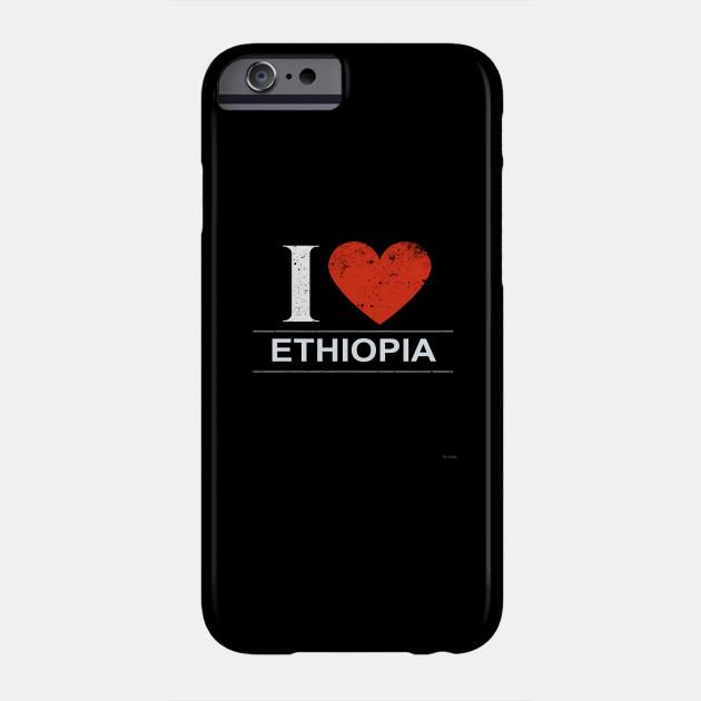 I Love Ethiopia - Gift for Ethiopian