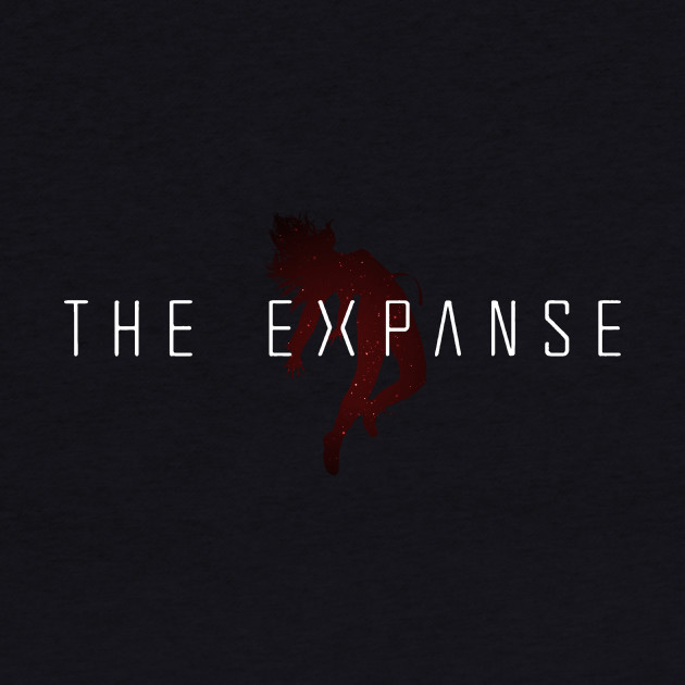The Expanse - Mao Logo - Red Clean