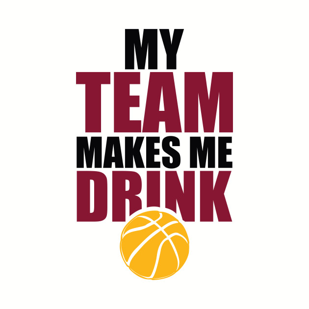 NBA Cleveland Cavaliers Drink