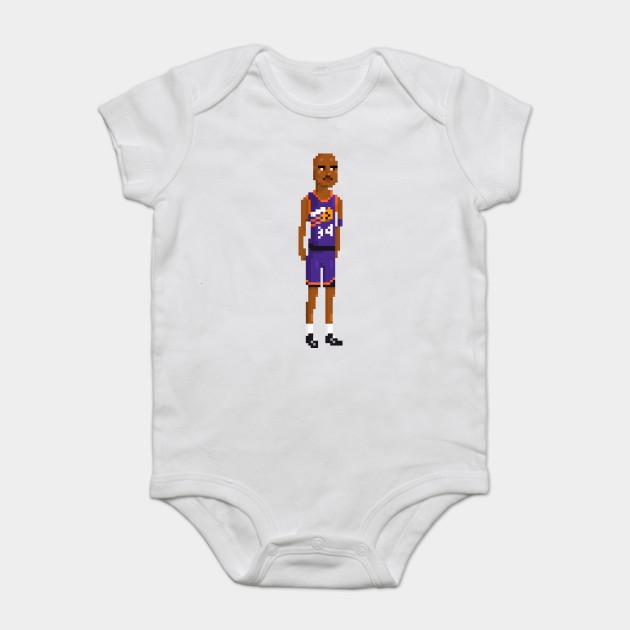 893a86a03 Charles Barkley - Phoenix Suns - Onesie | TeePublic