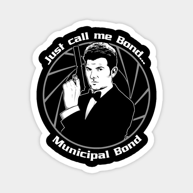 Just call me Bond... Municipal Bond