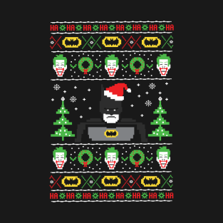 Batman Ugly Christmas Sweater t-shirts