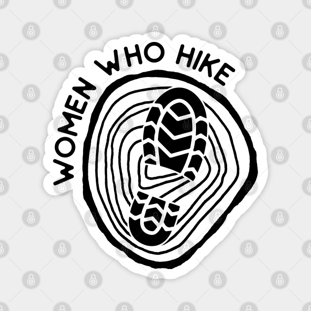 Women Who Hike SVG Hiking Gift For Her