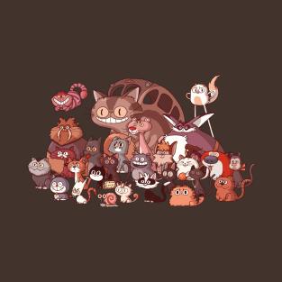 Cool Cats t-shirts