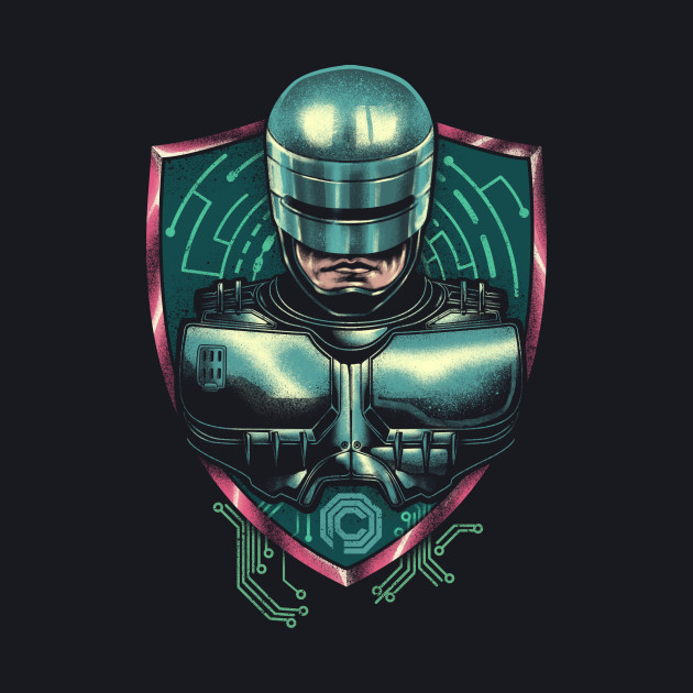 Cyber Punk Robocop
