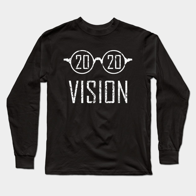2020 Vision Long Sleeve T-Shirt