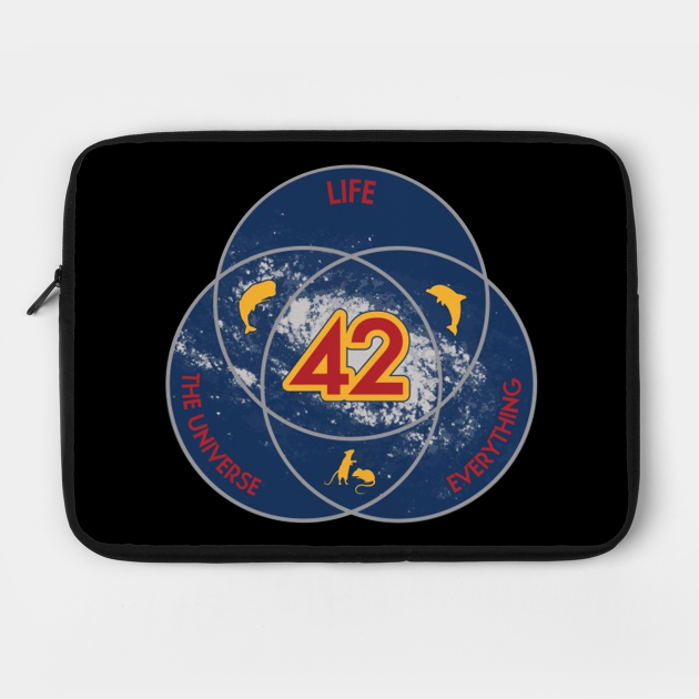 42 The Answer To Life The Universe And Everything Gift Shirt