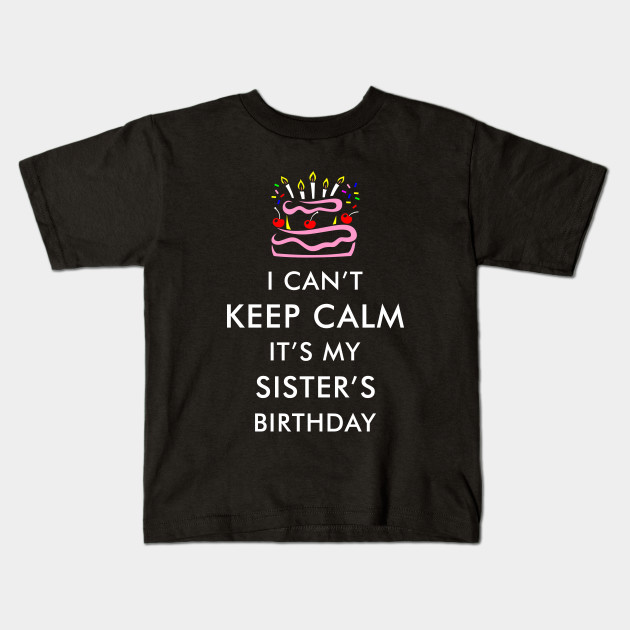 I Can/'t Keep Calm It/'s My 30th Birthday T-Shirt