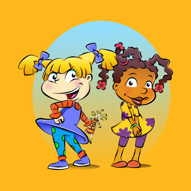 Angelica And Susie Rugrats