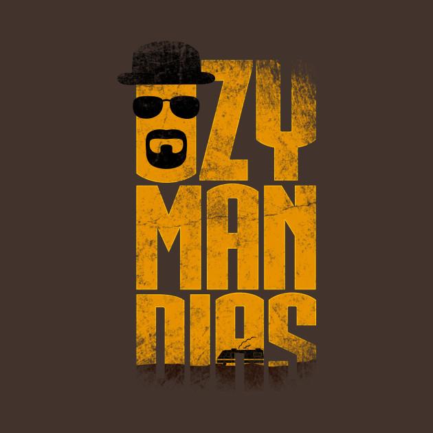 Ozymandias T-Shirt