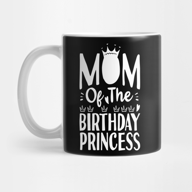 Mom of the birthday princesses