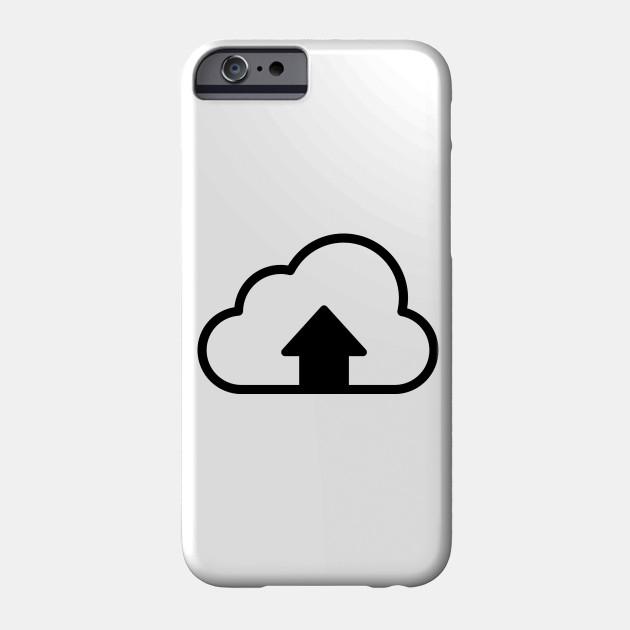 Cloud Upload Logo