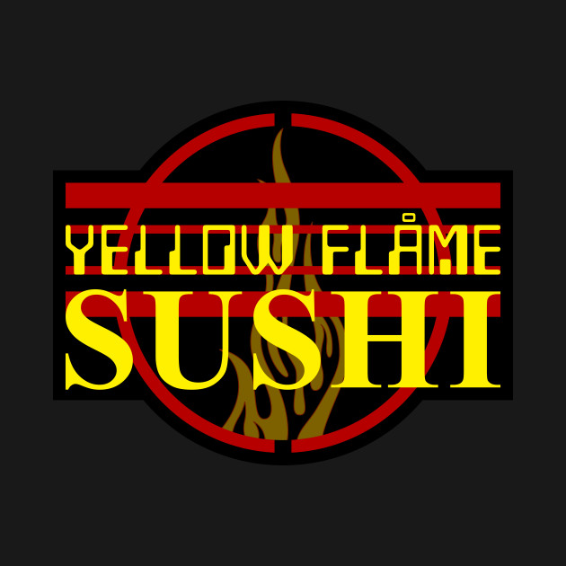 Yellow Flame Sushi