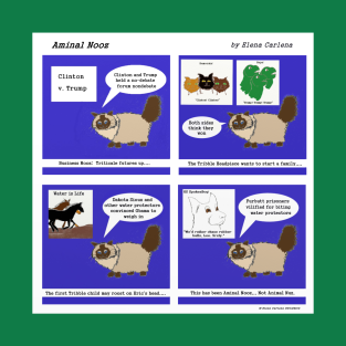 Aminal Nooz 1: Not Animal Nuz First Edition