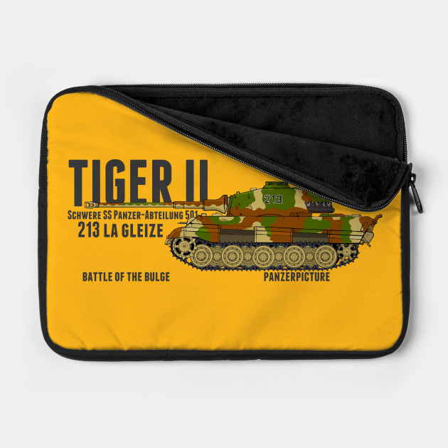 Tiger II 213 La Gleize Battle of the Bulge