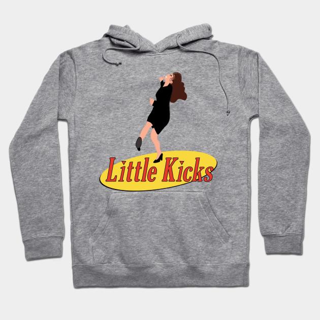 Little Kicks Seinfeld Hoodie Teepublic