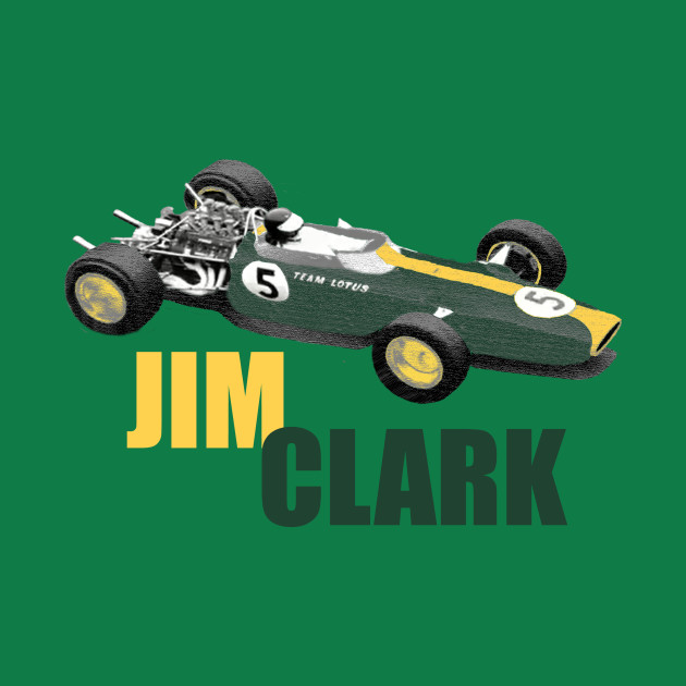 Jim Clark, the original Flying Scotsman