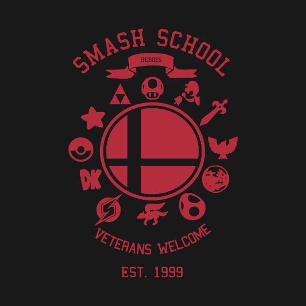 Smash School Veteran Class (Red)