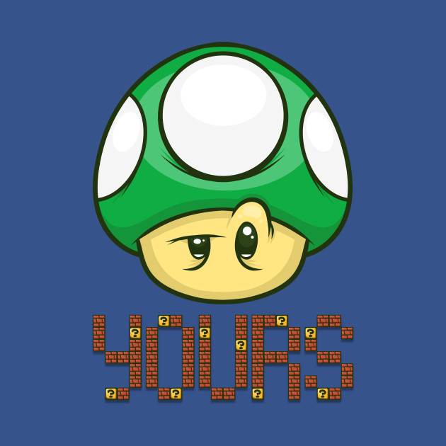 1 Up Yours