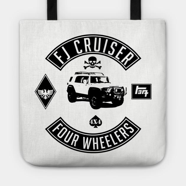 Fj Cruiser Club Shirt