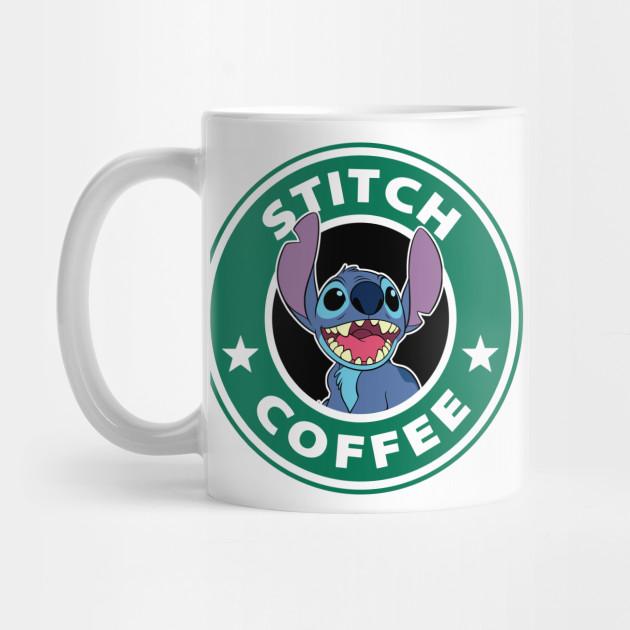2fc5ca213f3 Stitch Coffee by teegraywolf