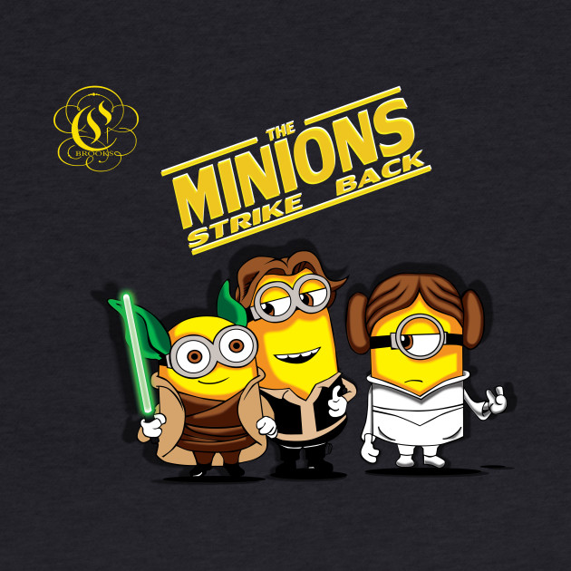 Minions Strike Back