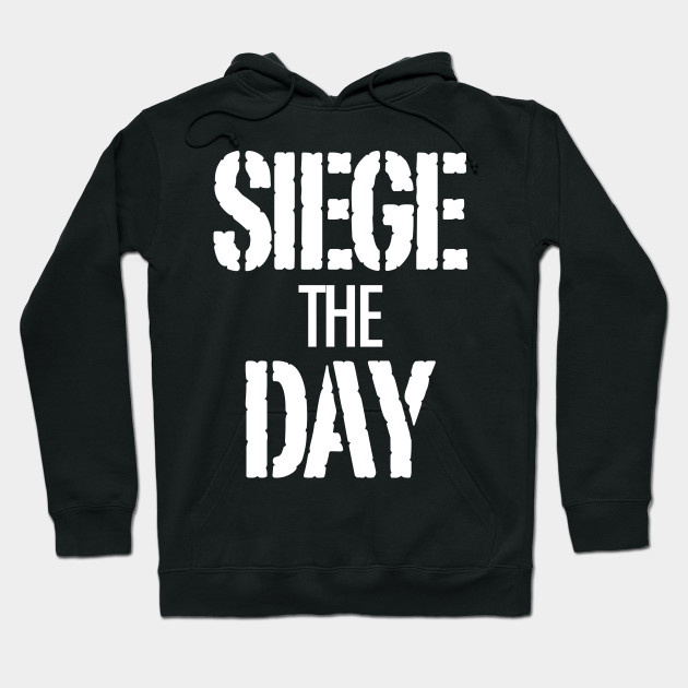 Siege the Day (Black)
