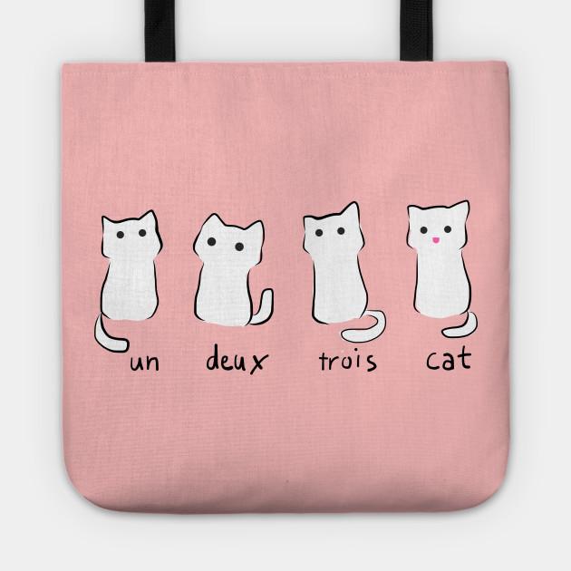 Un Deux Trois Cat by wally11