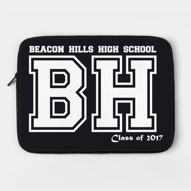 Beacon Hills High School by dvl