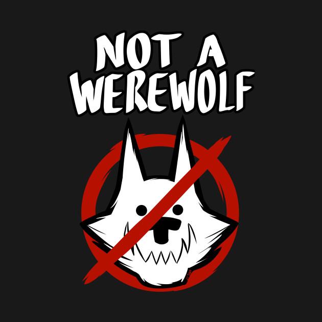 ATW - Not A Werewolf