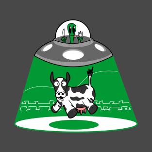 UFO FAST FOOD PICK UP t-shirts