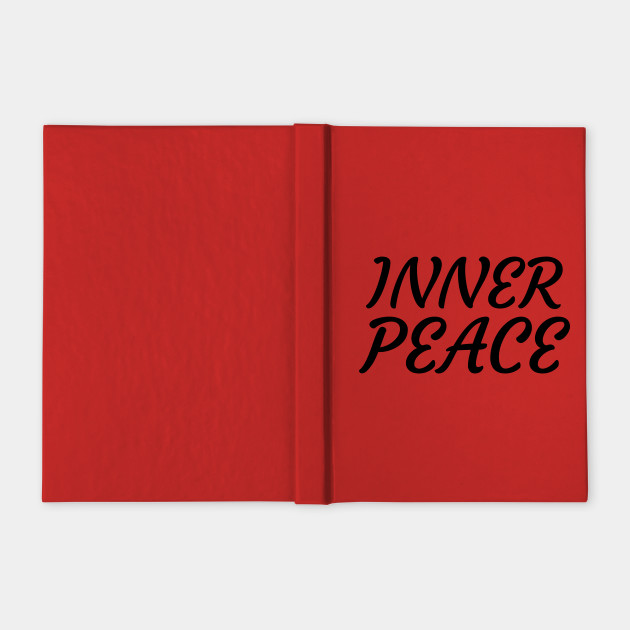 Positive Philosophy Inner Peace Quote Design