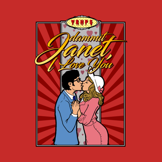 The Rocky Horror Picture Show - Dammit Janet, I love you