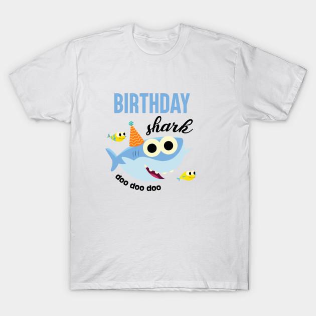 23a47a96bf5 Birthday Shark Baby