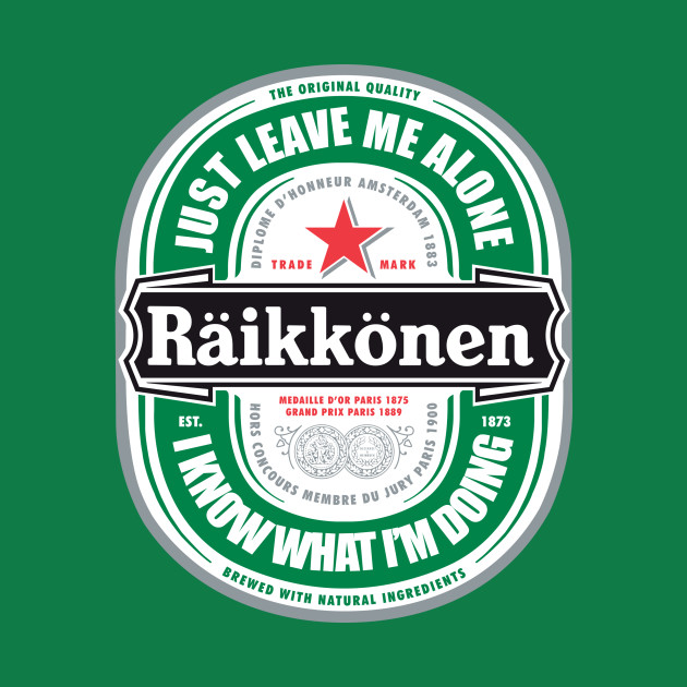 Raikkonen Logo