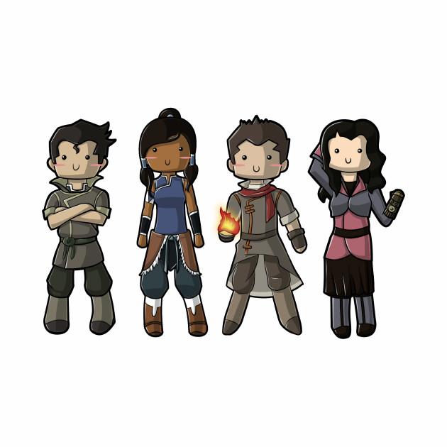 Chibi Team Avatar