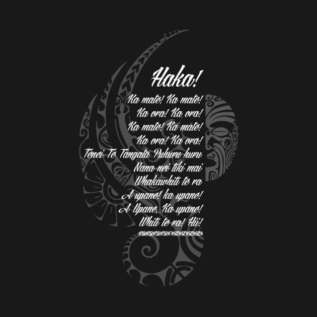 New Zealand - Haka