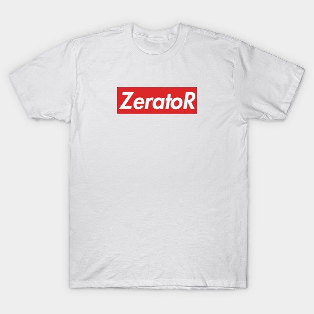 ZeratoR - Zerator - T-Shirt | TeePublic