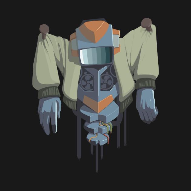 Dead robot